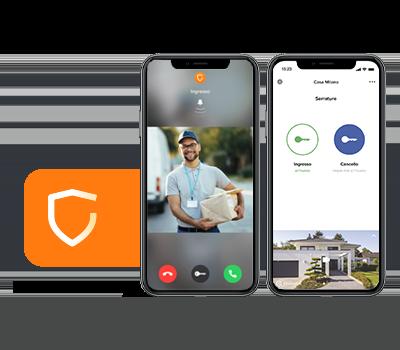 cino e home + security
