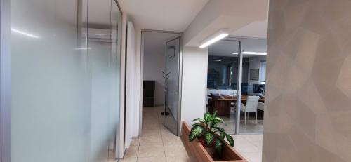 illuminazione nello studio commercialista